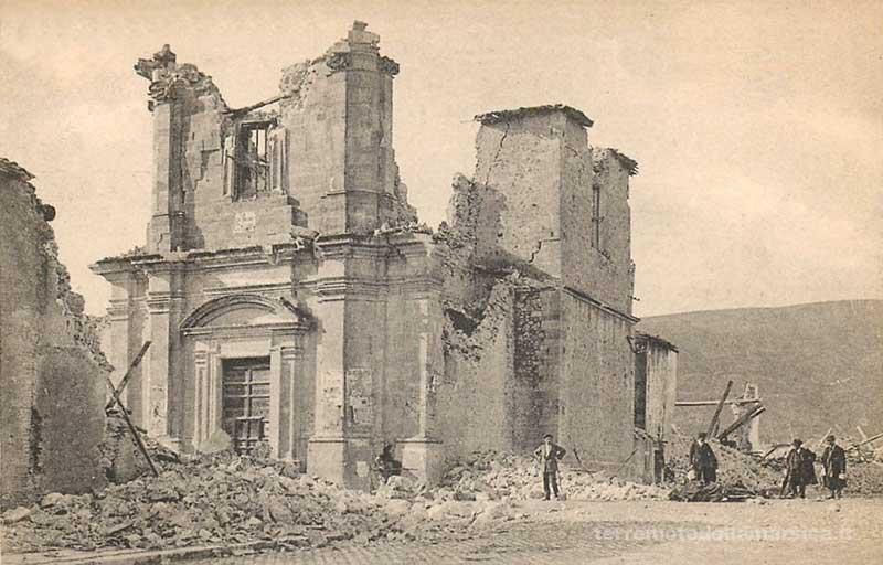 Avezzano - Chiesa S. Giovanni (ex S. Francesco)