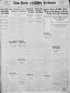 New-York-tribune.,-January-16,-1915,-Image-1-