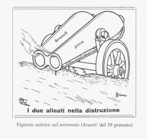 Vignetta – Avanti! 29 Gennaio 1915