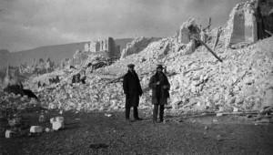 Avezzano, Italy, Earthquake of January 13, 1915.  Scenes of A…