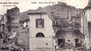 Sora – Piazza Orto dei Santi
